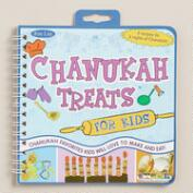 Hanukkah Treats for Kids Cookbook