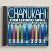 Your Favorite Hanukkah Songs CD