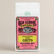 Old School Stoneground White Grits