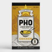 Savory Choice Pho Chicken Broth, Set of 12