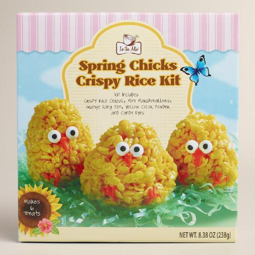 In the Mix Crispy Rice Chicks Kit, Set of 2