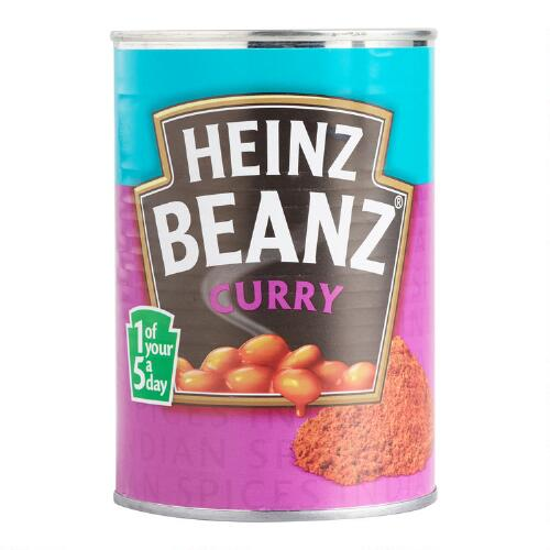 Heinz Curry Beans, Set of 12