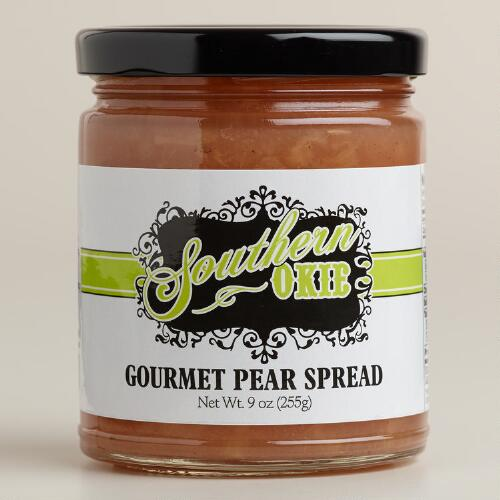 Southern Okie Pear Spread