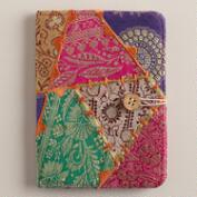 Sari Patchwork Passport Holder