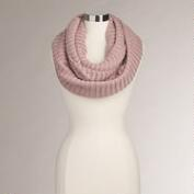 Dusty Lavender Infinity Scarf