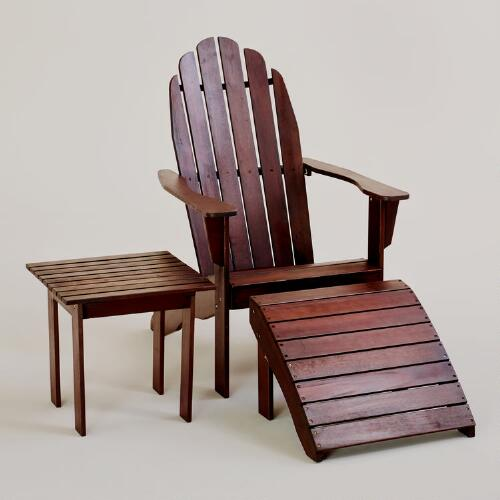 Espresso Classic Adirondack Collection