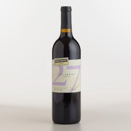 World Market® Lot 27 Napa Merlot