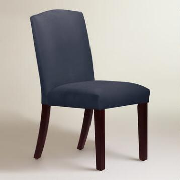 Velvet Rena Dining Chair