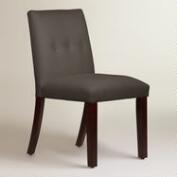 Twill Jule Upholstered Dining Chair