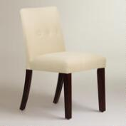 Chevron Weave Jule Upholstered Dining Chair