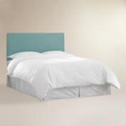 Caribbean Velvet Parke Full / Queen Headboard