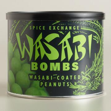 Spice Exchange Peanut Wasabi Bombs
