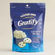 Gratify Gluten-Free Yogurt Pretzel Twists