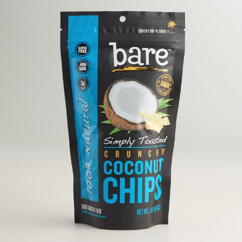 Bare Simply Toasted Coconut Chips