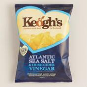 Atlantic Sea Salt and Irish Cider Vinegar Potato Chips