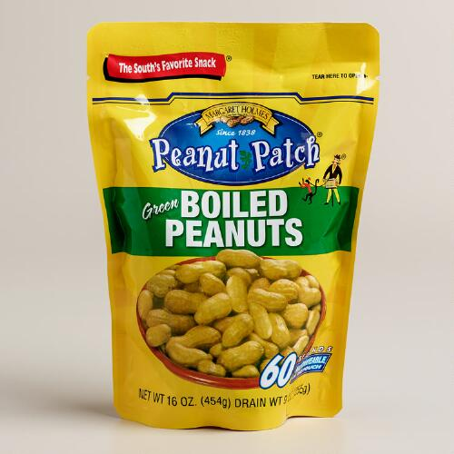 Peanut Patch  Boiled Peanuts