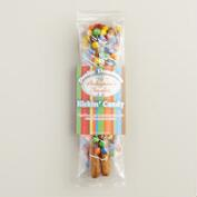 Double Decadence Caramel and Chocolate Pretzels