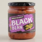World Market® Black Bean Dip