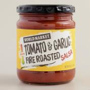 World Market® Roasted  Tomato Salsa