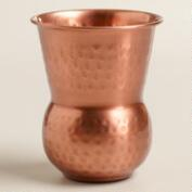 Hammered Copper Moscow Mule Tumbler