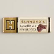 Hammond's Carmelove Milk Chocolate Bars, Set of 2