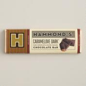 Hammond's Carmelove Dark Chocolate Bars, Set of 2