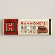 Hammond's Double Fudge Milk Chocolate Bars, Set of 2