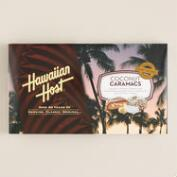 Hawaiian Host Coconut Milk Chocolate Caramacs