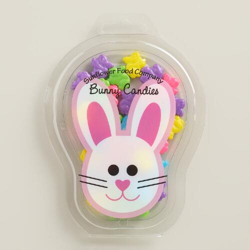 Sunflower Bunny Candies Clamshell
