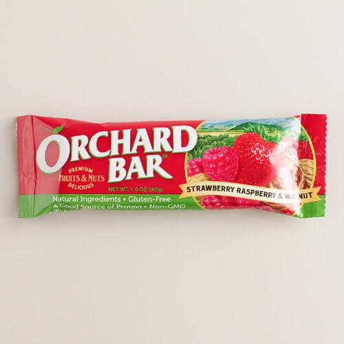 Orchard Strawberry, Raspberry and Walnut Bar