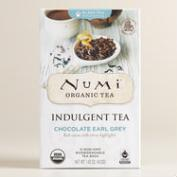 Numi Organic Chocolate Earl Grey Tea, 12-Count