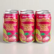 Hawaiian Sun Nectars Strawberry Guava Juice, 6-Pack