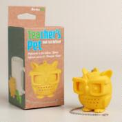 Silicone Owl Tea Infuser