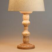 Soleil Candlestick Accent Lamp Base