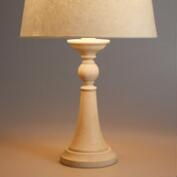 Stone Pedestal Table Lamp Base