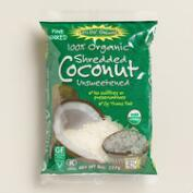 Let's Do Organic Shredded Coconut