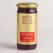 Gold Gourmet Strawberry and Vanilla Preserves