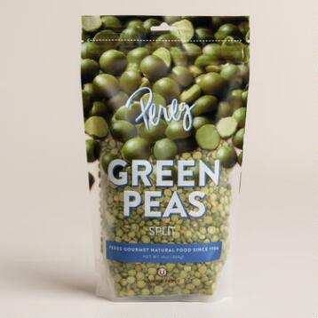 Pereg Green Split Peas, Set of 2 bags