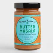 Maya Kaimal Butter Masala Indian Simmer Sauce, Set of 6