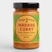 Maya Kaimal Madraas Curry Indian Simmer Sauce, Set of 6