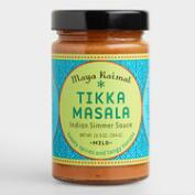 Maya Kaimal Tikka Masala Indian Simmer Sauce, Set of 6