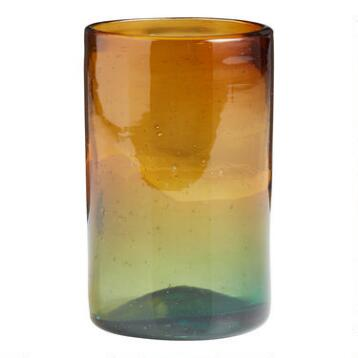 Ombre Highball Monterey Glasses, Set of 4