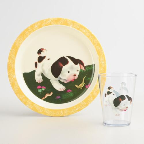 Poky Puppy Dinnerware Collection