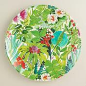 Melamine Round Fiji Serving Tray