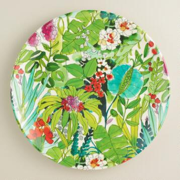 Round Fiji Serving Tray