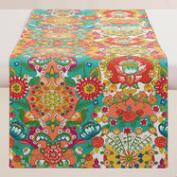 Floral Bettina Table Runner