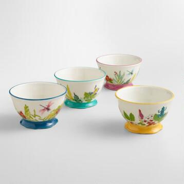 Fiji Bowls, Set of 4