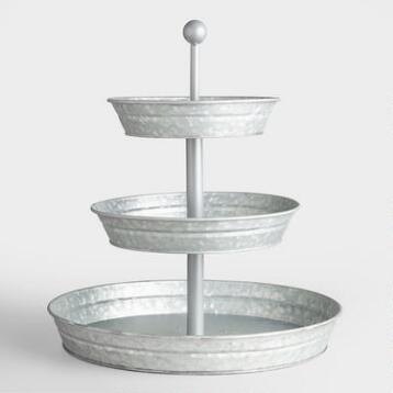 Metal 3-Tier Stand