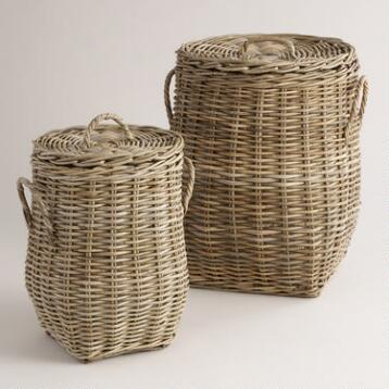 Gray Kubu Jillian Hampers