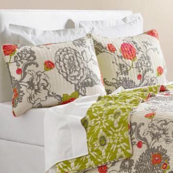 Laurent Floral Bedding Collection